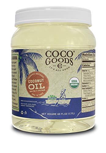 CocoGoods Vietnam Single Origin Organic Refined