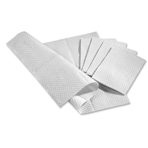 Medline NON24356W Tissue Professional Towels