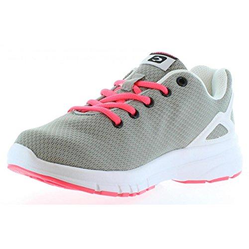 Chaussures de sport pour Femme JOHN SMITH RUDE W 16I GRIS OSCURO