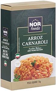 ARROZ CARNAROLI NOR FOODS 1 Kg