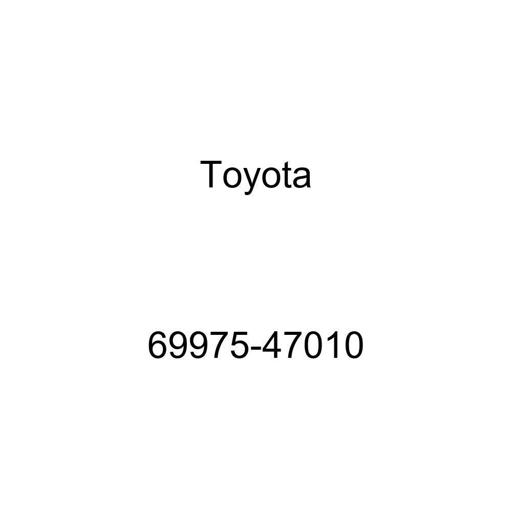 Toyota 69975-47010 Door Glass Channel Filler