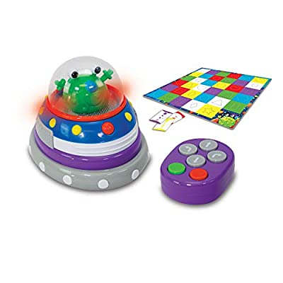 The Learning Journey Code and Learn! - Space Ship - Introduces & Teaches Coding STEM Toy - Toys & Gifts for Boys & Girls Ages 5 Years and Up: Toys & Games