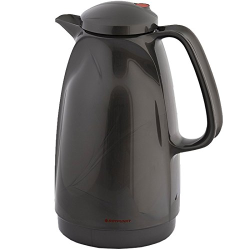 Rotpunkt 227 A TITAN Nr.227A Insulated Jug, Gray by Rotpunkt