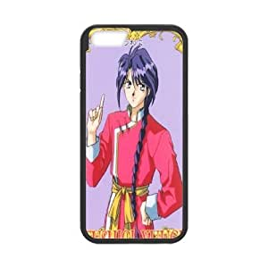 iphone6 4.7 inch Phone Case Black Fushigi Yuugi MN6615151
