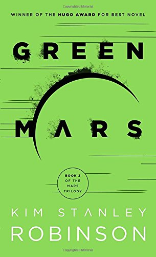 Green Mars Trilogy Stanley Robinson product image