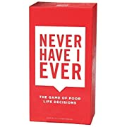 Amazon #LightningDeal 72% claimed: Never Have I Ever: The Adult Party Card Game