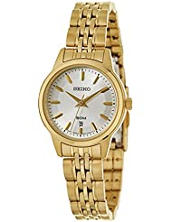 Seiko Bracelet Womens Quartz Watch SUR892