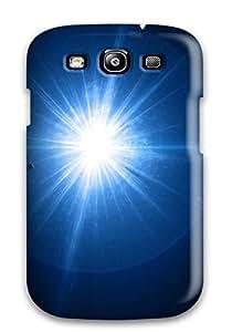 Hot Fashion SnmChxB23281PSmpD Design Case Cover For Galaxy S3 Protective Case (death Of A Titan Space Sci Fi People Sci Fi)