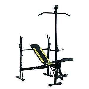 York Fitness B501 - Banca de musculación: Amazon.es: Deportes y ...