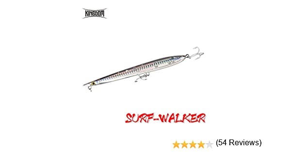 Kingdom Fishing Topwater Lure Cebo Artificial Flotante para Bass ...