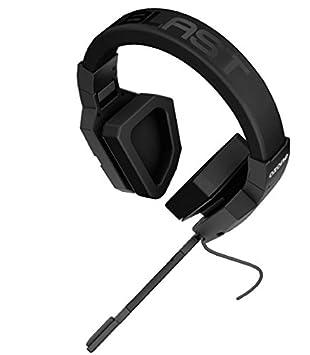 Ozone Blast - Auriculares para Gaming, Color Negro