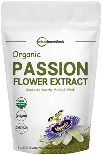 Organic Passion Flower Extract Powder