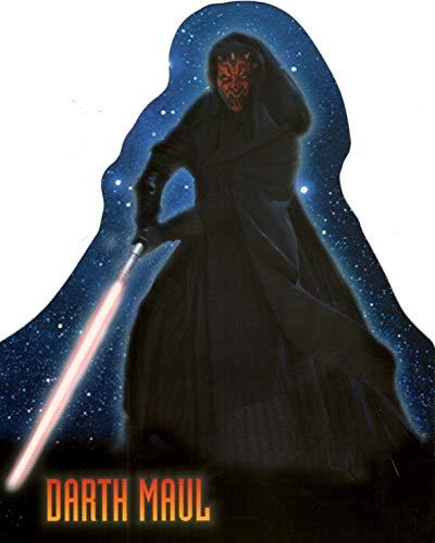 Star Wars: Episode I Danilo 1999 UK Exclusive Die-Cut Birthday Standee Darth Maul #1