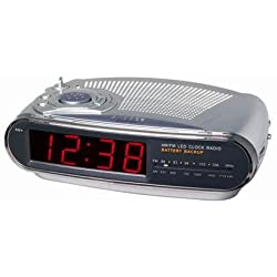 Emerson CK5029 AM/FM LED Clock Radio