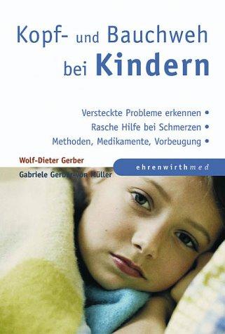 Kopf- und Bauchweh bei Kindern