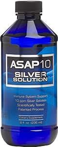Amazon Com Asap Silver Sol 8 Oz 12 Pack Health