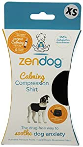 ZenDog Calming Shirt, X-Small (Chest 30-43Cm)