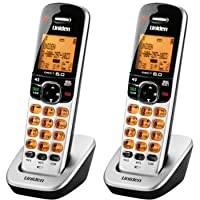 Uniden DCX170 Extra Handset / Charger Cordless Phone (2 Pack)