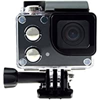 ISAW EDGE Wi-Fi 4K Action Camera Black