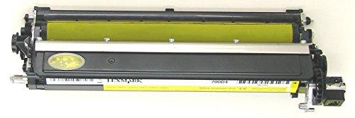700D4 QSP Works with Lexmark: Yellow Developer CS310 CS410 CS510 CX310 CX410 CX510 40k pgs