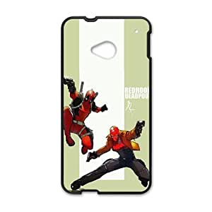 Shrewd capable deadpool Cell Phone Case for HTC One M7