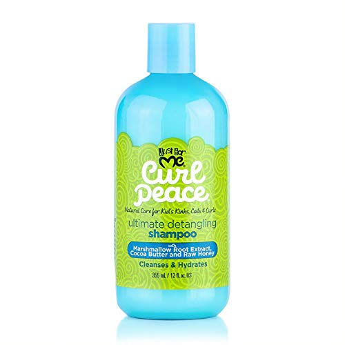 Just for Me Curl Peace Ultimate Detangling Shampoo