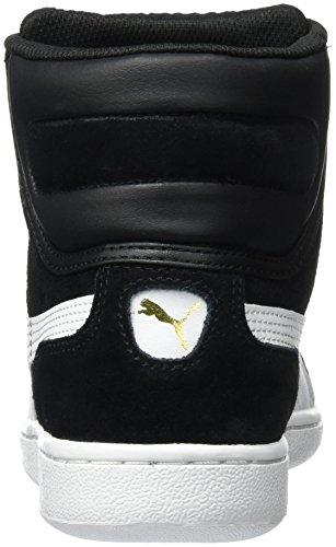 Sneaker Vikky Fashion Puma Donna Nero-bianco