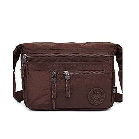Amazon.com: TEGAOTE Waterproof Women Messenger Bags Ladies ...