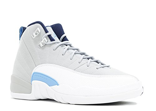 Air Jordan 12 Retro BG (GS) 'UNC' - 153265-007 - Size 4.5 by NIKE