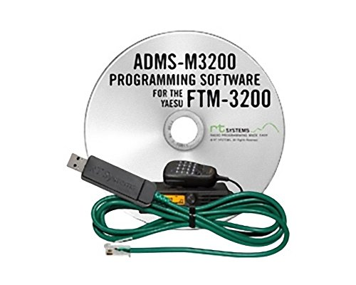 Programming Software and USB-29F cable for FTM-3200 by RT Systems