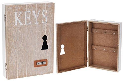 Schlüsselkasten Schlüsselbox 17x5x25CM
