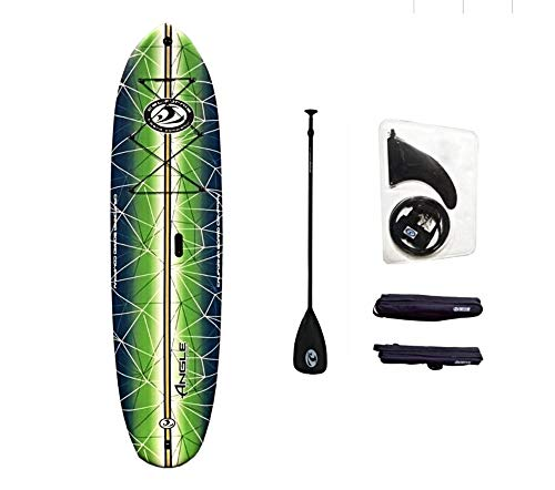 California Board Company Stand Up Paddle Board Set, 9-Feet, Assorted