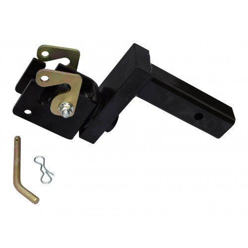 "Lock 'N' Roll 4"" Drop/Rise Trailer Hitch, PN 517"