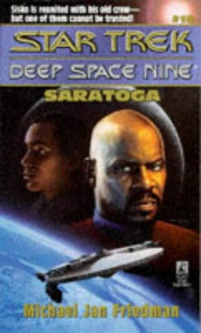 book cover of Saratoga