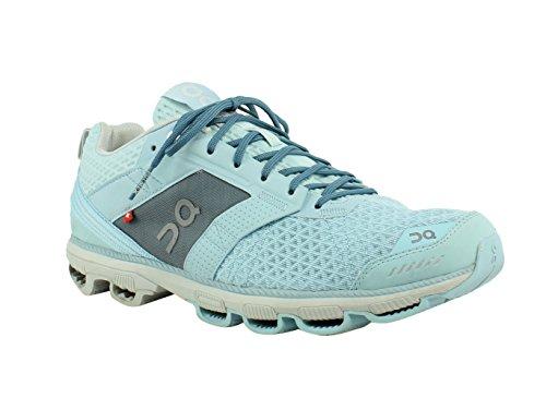ON Cloudcruiser Aqua/Moon Running, Cross Training Womens Athletic Shoes Size 9.5 New