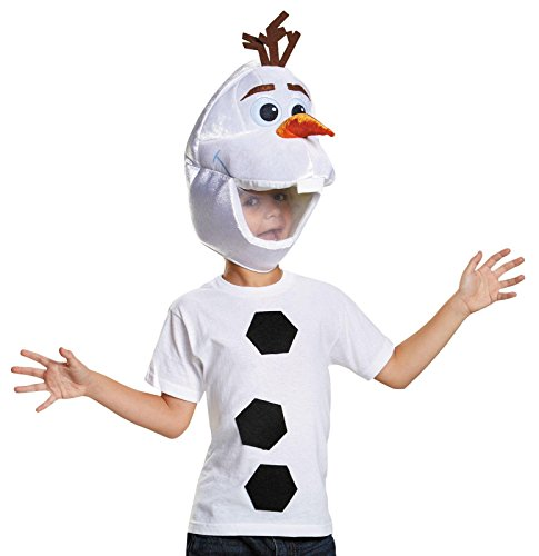 [Olaf Accessory Child Costume Kit] (Olaf Boys Costumes)