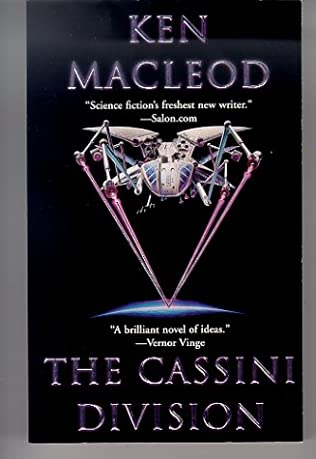 book cover of The Cassini Division