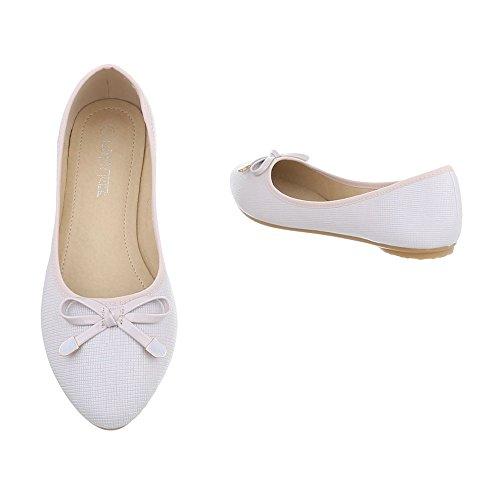 para mujer Zapatillas Zapatillas Zapatos Design Ital Beige altas Plano daTwxnUx5q