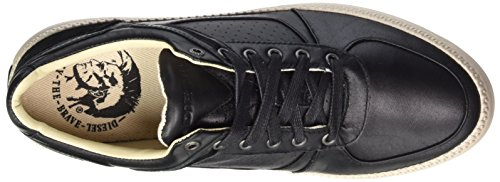 Spaark para For T8013 Diesel Is Y01367 Black Low S Hombre V Zapatillas Negro nAwFUIqxpZ
