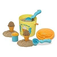 Melissa & Doug Sunny Patch Speck Seahorse Sand Ice Cream Play Set^Melissa & Doug Sunny Patch Speck Seahorse Sand Ice Cream Play Set
