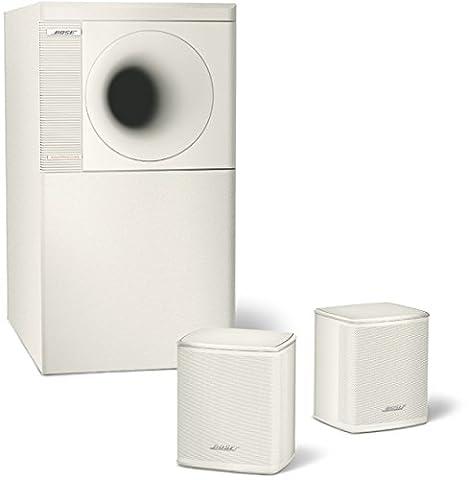 Bose Acoustimass 3 Series V Stereo Speaker System (A / V Per Montaggio A Parete Sistema)