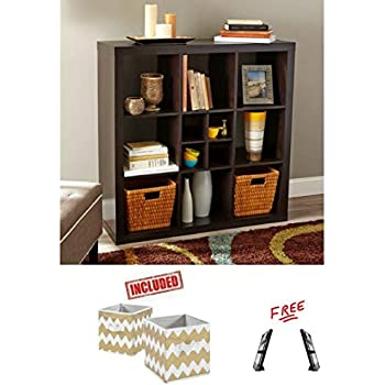 Better homes and gardens 9 cube organizer - Better homes and gardens bookshelf ...