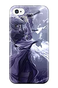 Sanp On Case Cover Protector For Iphone 4/4s (anime Desktop And)