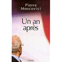 Un an après (essai français) (French Edition)