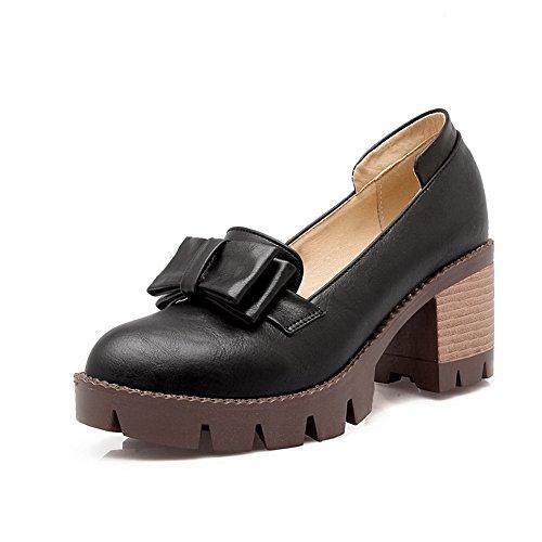 Chaussures BalaMasa noires femme TEfi6Up