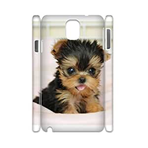 FLYBAI Terrier Yorkie Dog Phone 3D Case For Samsung Galaxy note 3 N9000 [Pattern-3]