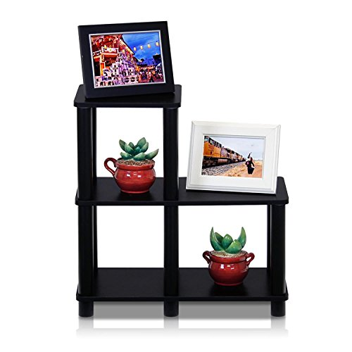 Furinno Turn-N-Tube Accent Decorative Shelf