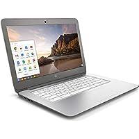 HP J9M84UA#ABA 14-Inch Chromebook (NVIDIA Tegra K1 Processor, 2GB RAM, 16GB SSD, Chrome OS), Snow White - Newest Version