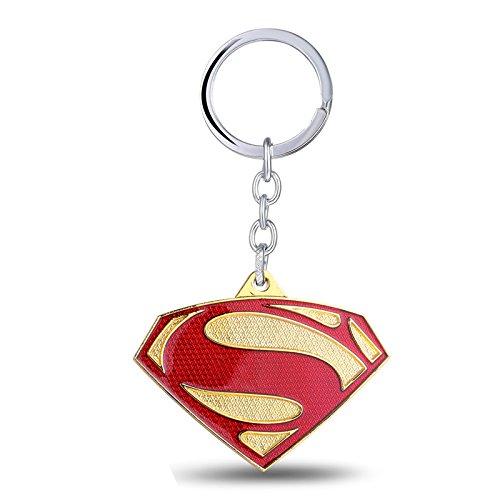 Llavero de Superman de la Liga de la Justicia en color ...