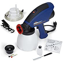 HomeRight Heavy Duty Paint Sprayer C800917.M Airless Power Painting for Home Exterior, Fence, Shed, and Garage 2 Speed, 8.0 GPH, 120 Watt Sprayer